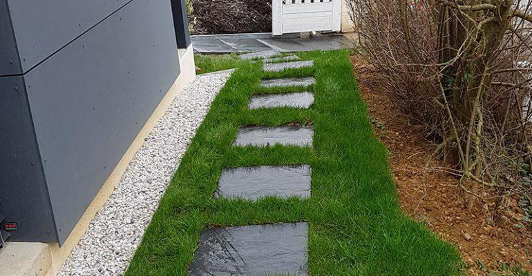 Vos allées, cour et escaliers avec Le Lutin Vert Paysagiste ...